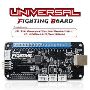 Universal Fighting Board (Con Pins Soldados)