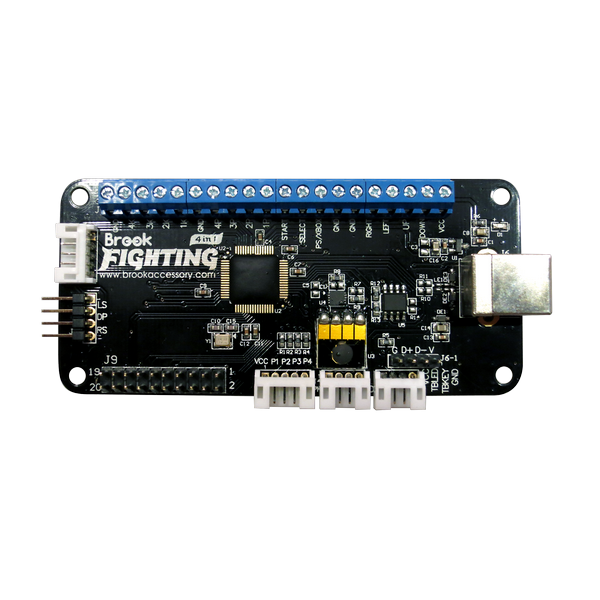 Universal Fighting Board (Con Pins Soldados)
