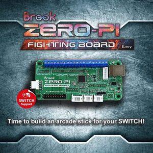 Zero-Pi Fighting Board EASY (PS3/PS2/PSX/Switch/PC)