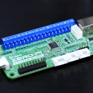 Zero-Pi Fighting Board EASY