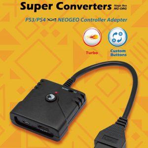 NEOGEO Super Converter (PS4/PS3 a MVS/AES)