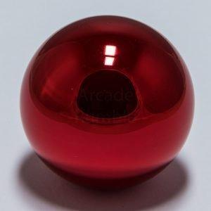 Sanwa LB-35 Balltop Metallic – Rojo (Metal Red)