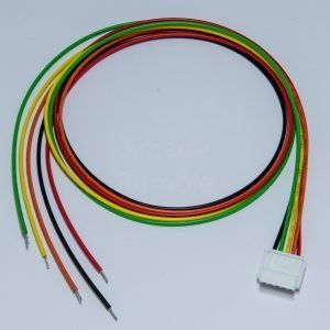 Arnés de cableado 5 Pines para palanca (RS JLF 5pins Harness)