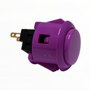 Sanwa OBSF 24mm Botón – Violeta (Violet)