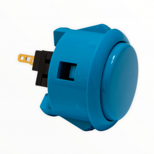 Sanwa OBSF 30mm Botón – Azul (Blue)