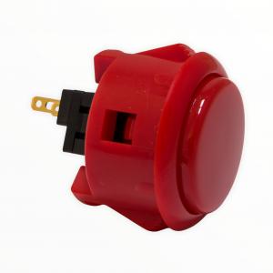 Sanwa OBSF 30mm Botón – Rojo (Red)