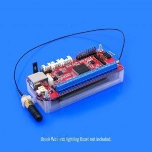 Base para PCB y Batería Caddy (White)